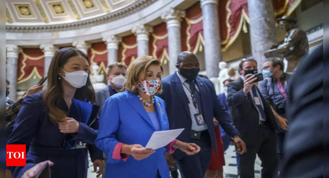 Photo de Le Congrès adopte un projet de loi pour éviter la fermeture partielle du gouvernement