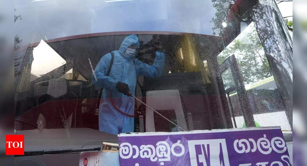 Photo de Le Sri Lanka lève le verrouillage du virus de 6 semaines au milieu des inquiétudes économiques