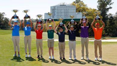 Photo de 80 finalistes avancent Drive, Chip and Putt à Augusta National