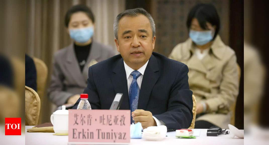 Photo de La Chine nomme un nouveau gouvernement au Xinjiang au milieu d'accusations d'abus