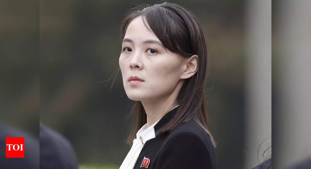 coree-du-nord-:-l'ascension-et-l'ascension-de-la-«premiere-soeur»-kim-yo-jong