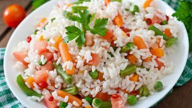 Photo de Été, régime alimentaire: perte de poids avec salade légère