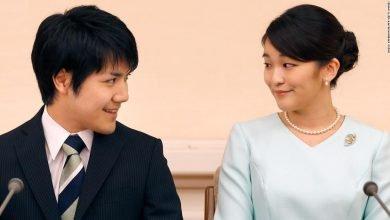 Photo de La princesse Mako du Japon épousera son fiancé roturier ce mois-ci