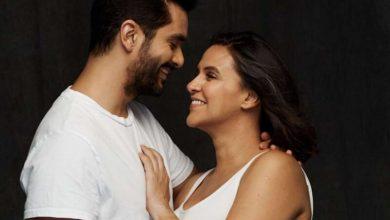 Photo de Neha Dhupia et Angad Bedi ont la chance d'avoir un petit garçon