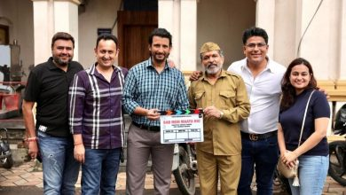 Photo de Sharman Joshi et la star d'Annu Kapoor 'Sab Moh Maaya Hai' terminent le tournage